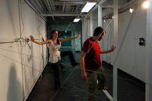 Nina Waisman - IM Installation 5-10-2012